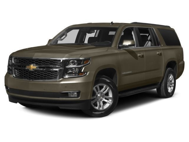 New 2016 Chevrolet Suburban LS SUV for sale in the Boston MA area
