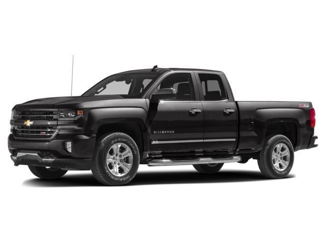 2016 Chevrolet Silverado 1500 Custom 2WD Double Cab 143.5 Custom
