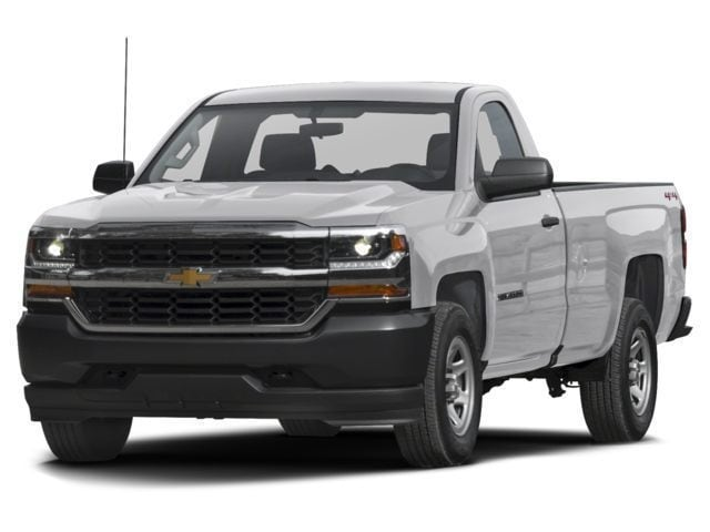 2016 Chevrolet Silverado 1500 Truck Regular Cab Medford, OR