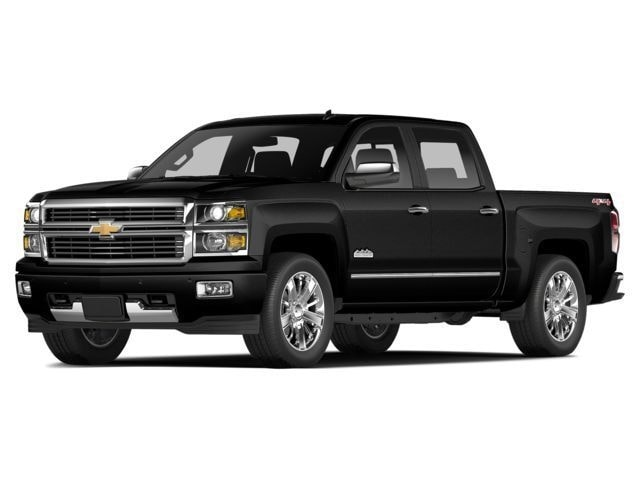 2016 Chevrolet Silverado 2500HD High Country Truck Crew Cab Medford, OR