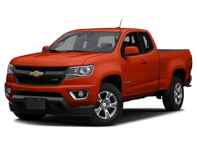 2016 Chevrolet Colorado Z71 Truck Extended Cab Medford, OR