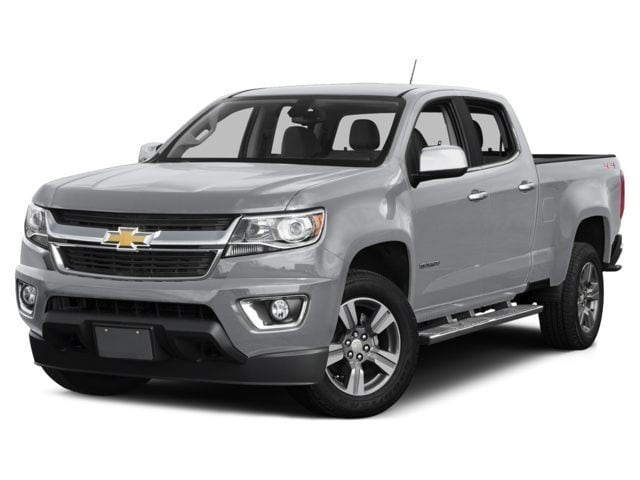 2016 Chevrolet Colorado WT Truck Crew Cab Medford, OR