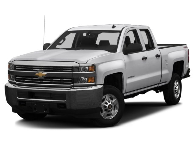 2016 Chevrolet Silverado 3500HD Work Truck Truck Double Cab