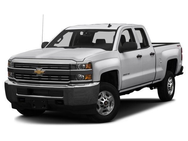 2016 Chevrolet Silverado 3500HD WT Truck Double Cab Medford, OR