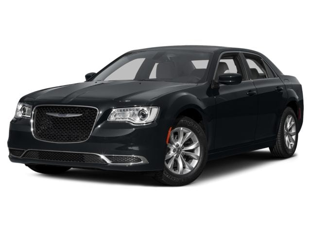 2016 Chrysler 300 Limited Sedan at Jack Key Auto Group