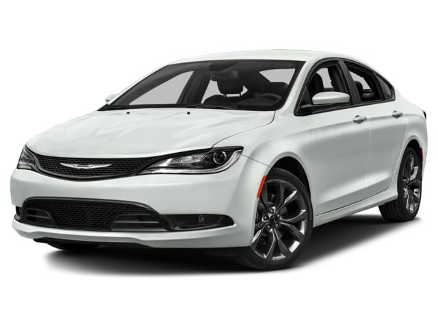 New 2016 Chrysler 200 LX Sedan Ellisville MO