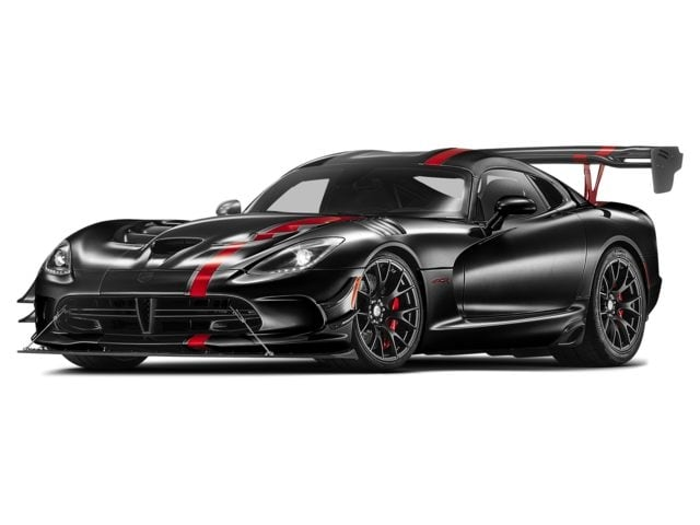 2016 Dodge Viper ACR Coupe