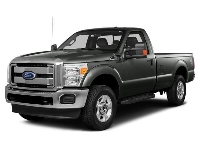 2016 Ford F-250 XLT Truck Regular Cab