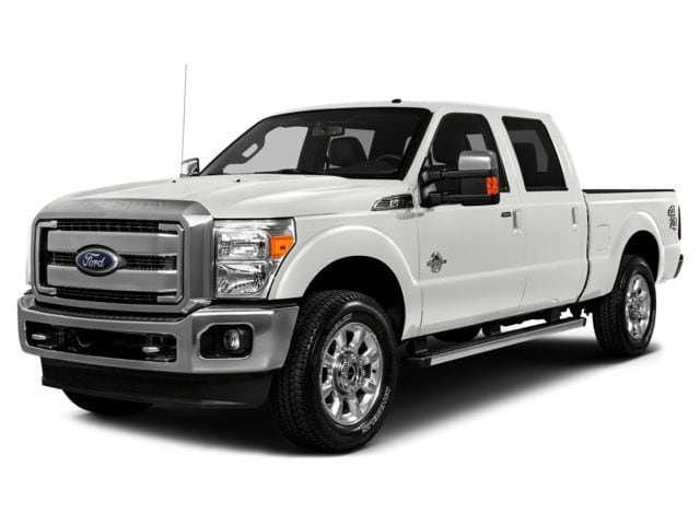 2016 Ford F-250 King Ranch w/ Chrome 4X4 Diesel