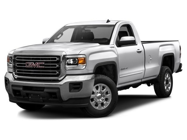 2016 GMC Sierra 2500HD Base Truck Regular Cab