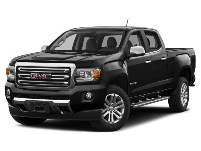 Used 2016 GMC Canyon SLT Truck Crew Cab Houston