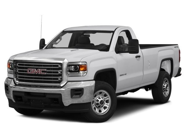 2016 GMC Sierra 3500HD Base Truck Regular Cab