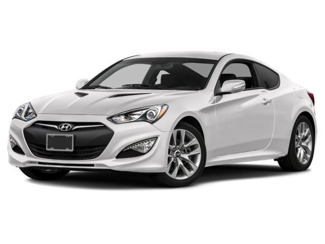 New 2016 Hyundai Genesis Coupe 3.8 Base w/Black Seats Coupe for sale in the Boston MA area
