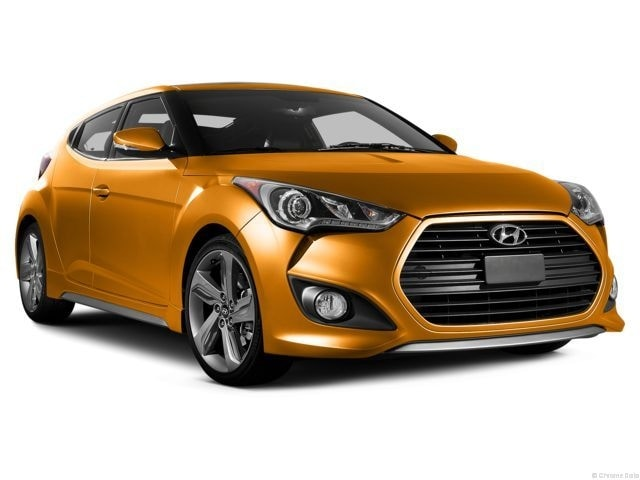 New 2016 Hyundai Veloster Turbo Hatchback for sale in the Boston MA area