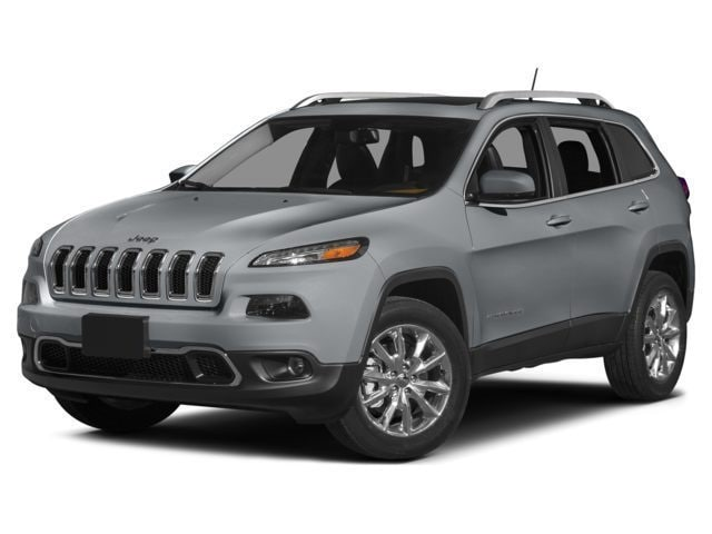 2016 Jeep Cherokee 4DR 4WD Sport Automatic w/Appearanc Sport Utility