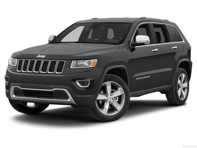 New 2016 Jeep Grand Cherokee JEEP GRAND CHEROKEE OVERLAND 4X4 Sport Utility near Minneapolis & St. Paul MN