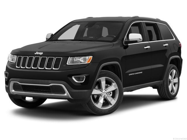 2016 Jeep Grand Cherokee Overland 4x4 SUV Redford