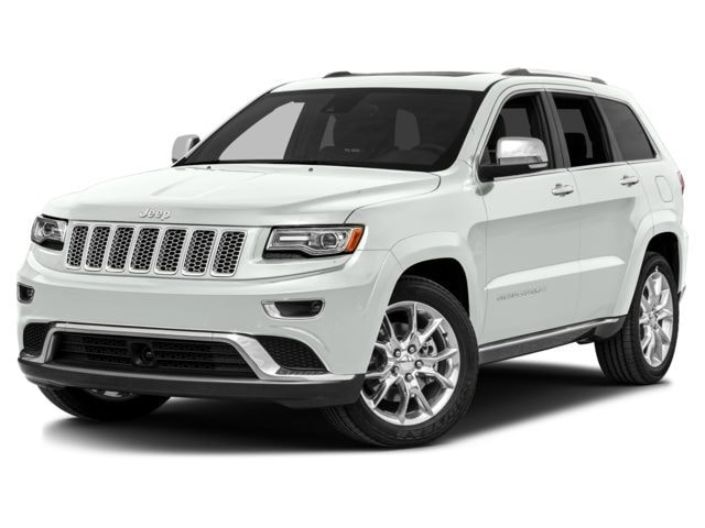 New 2016 Jeep Grand Cherokee Summit 4x4 SUV for sale in the Boston MA area