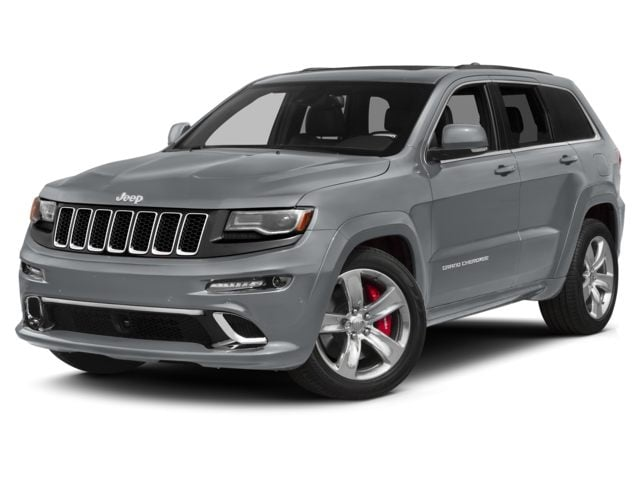 2016 Jeep Grand Cherokee SRT Night 4WD  SRT Night