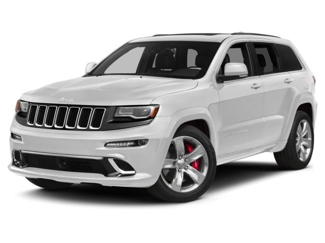 2016 Jeep Grand Cherokee SRT 4x4 SUV