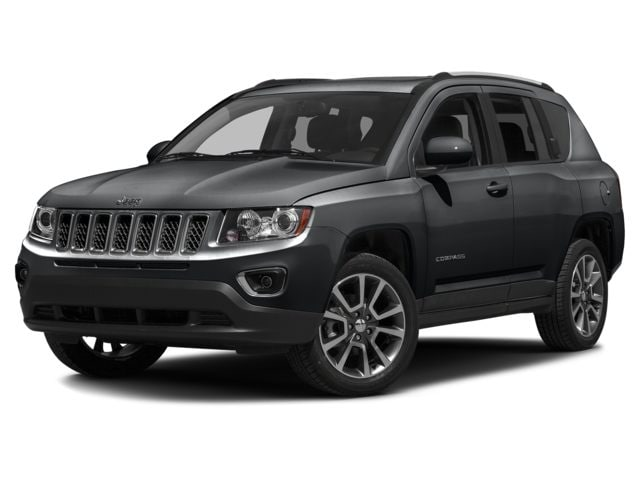 New 2016 Jeep Compass Latitude FWD SUV Temecula, CA