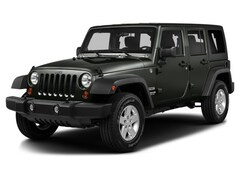 Pre-Owned 2016 Jeep Wrangler Unlimited Sport 4x4 SUV for sale in Lima, OH