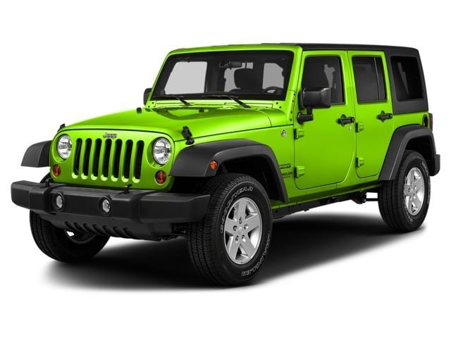 New 2016 Jeep Wrangler Unlimited SAHARA 75TH ANNIVE SUV Minneapolis