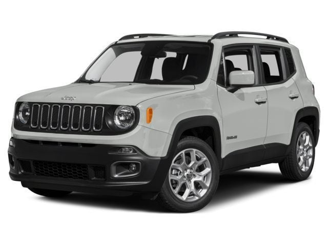 New 2016 Jeep Renegade JEEP RENEGADE LATITUDE 4X4 SUV Minneapolis