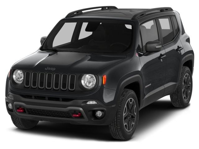 New 2016 Jeep Renegade Trailhawk 4x4 SUV Long Island
