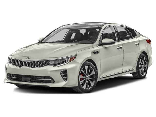 2016 Kia Optima SX Turbo Sedan