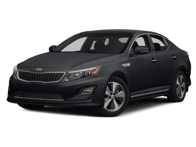 2016 Kia Optima Hybrid Base A6 Sedan