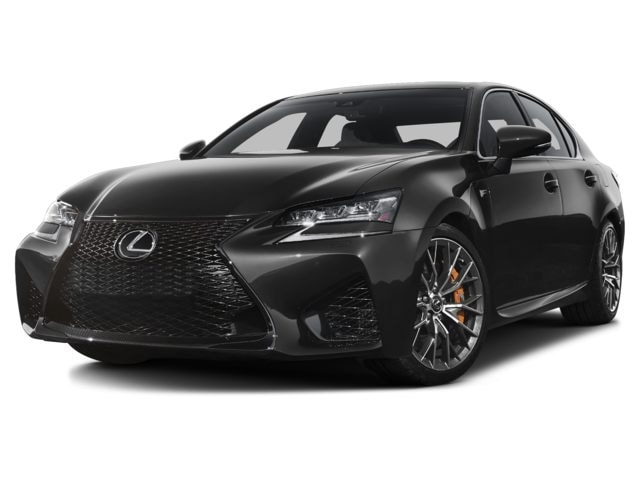 2016 Lexus GS 350 F Sport Sedan