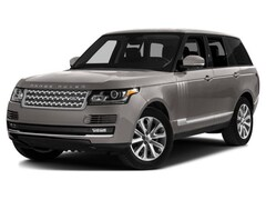 Used 2016 Land Rover Range Rover 3.0L V6 Supercharged HSE SUV in Farmington Hills near Detroit