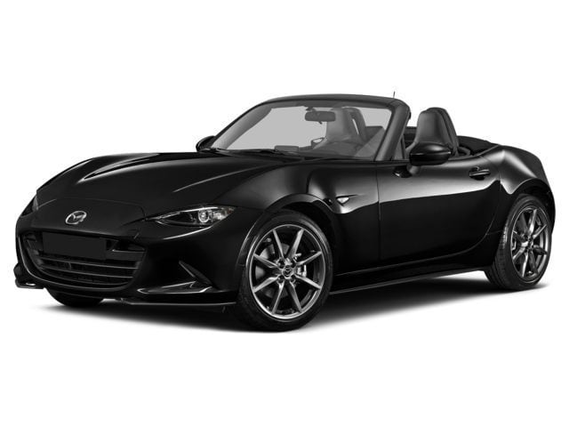 2016 Mazda Mazda MX-5 Miata Club Convertible
