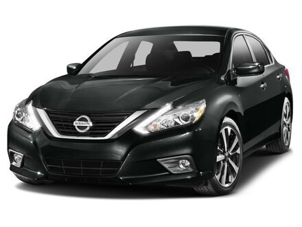 2016 Nissan Altima 3.5 SR Sedan