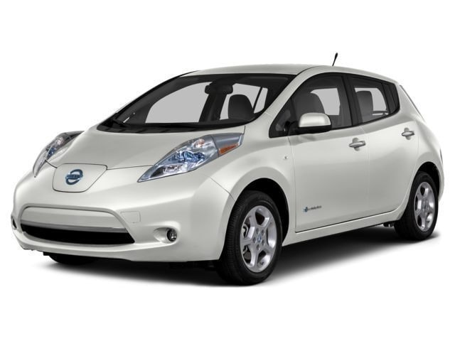 New 2016 Nissan LEAF S Hatchback San Diego