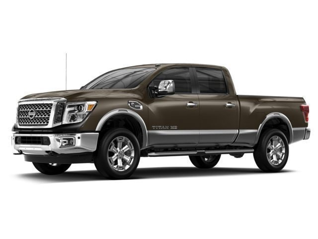 New 2016 Nissan Titan XD XD PLATINUM 4X4 Truck Minneapolis
