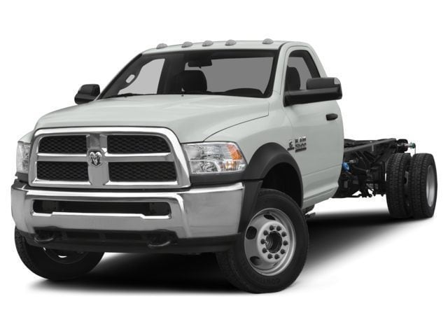 2016 Ram 3500 REG CAB Chassis 4X4 Chassis