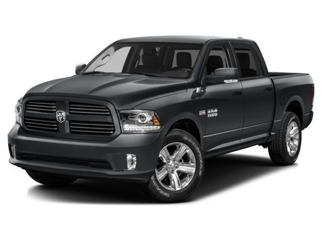 New 2016 Ram 1500 RAM 1500 SLT CREW CAB 4X4 (140 IN WB 5 FT 7 IN BOX Crew Cab Pickup near Minneapolis & St. Paul MN