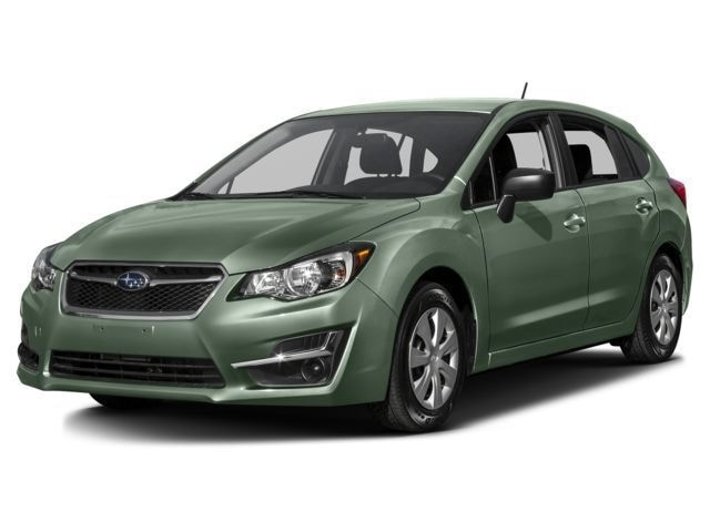 New 2016 Subaru Impreza 2.0i Premium 5dr Sedan Los Angeles