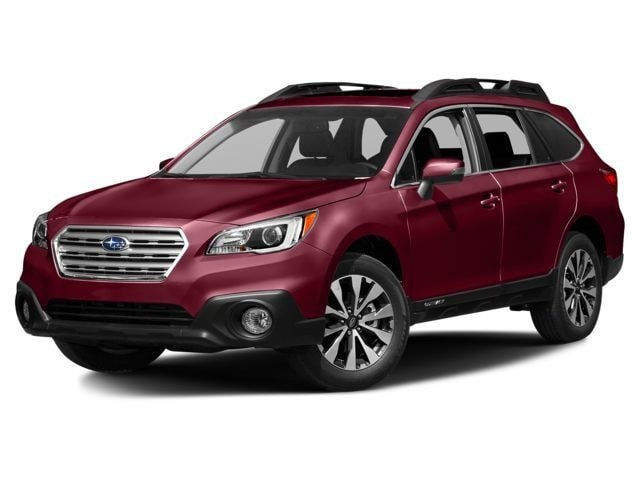 2016 Subaru Outback 2.5i Limited w/ Moonroof + Power Rear Gate SUV