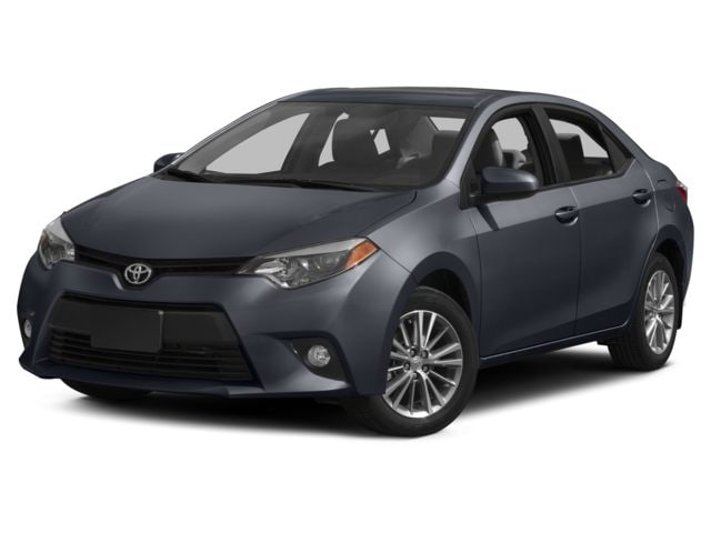 New 2016 Toyota Corolla LE ECO Sedan near Minneapolis & St. Paul MN