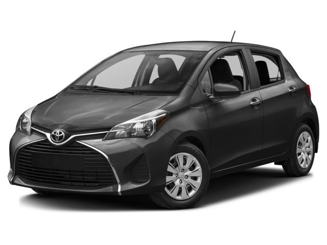 2016 Toyota Yaris 5-Door Hatchback