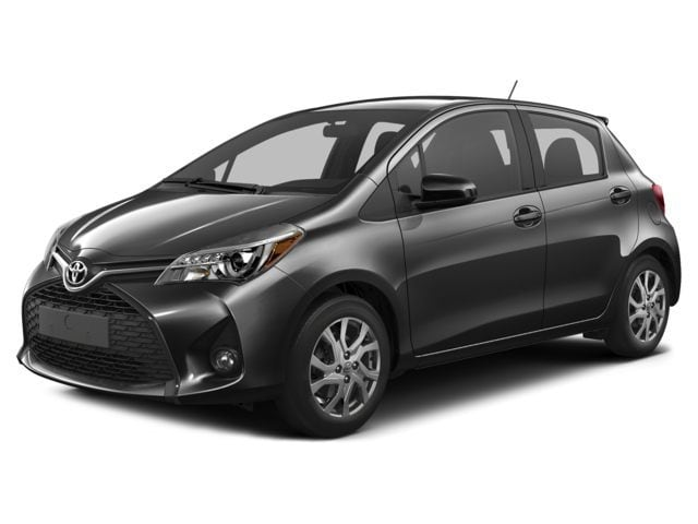 2016 Toyota Yaris 5-Door SE Hatchback