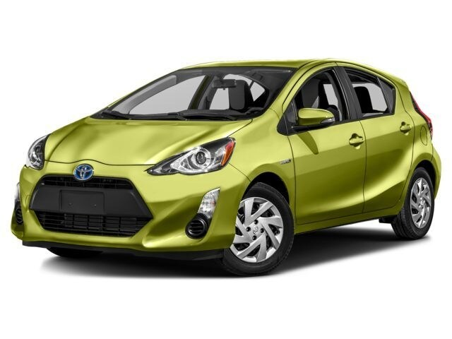 2016 Toyota Prius c Two Hatchback