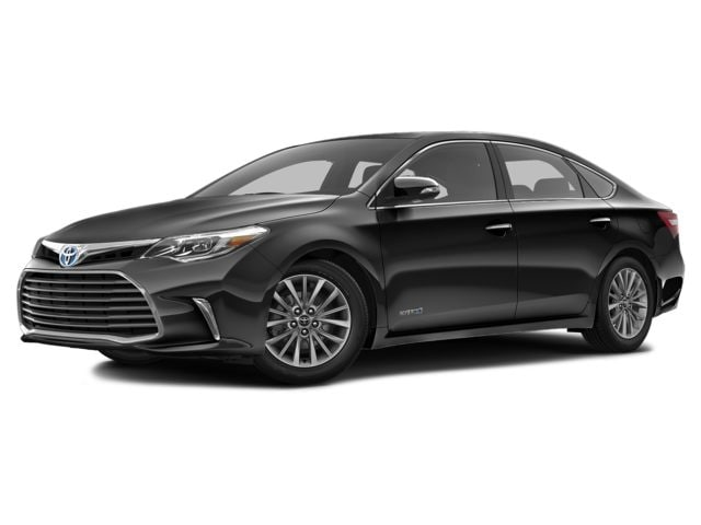 2016 Toyota Avalon Hybrid Sedan