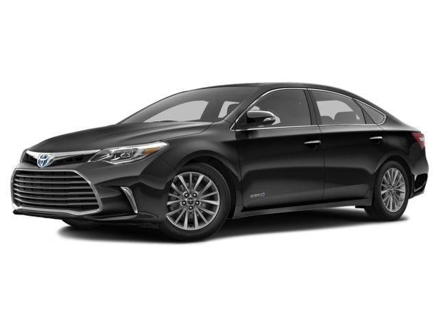 2016 Toyota Avalon Hybrid Limited Sedan