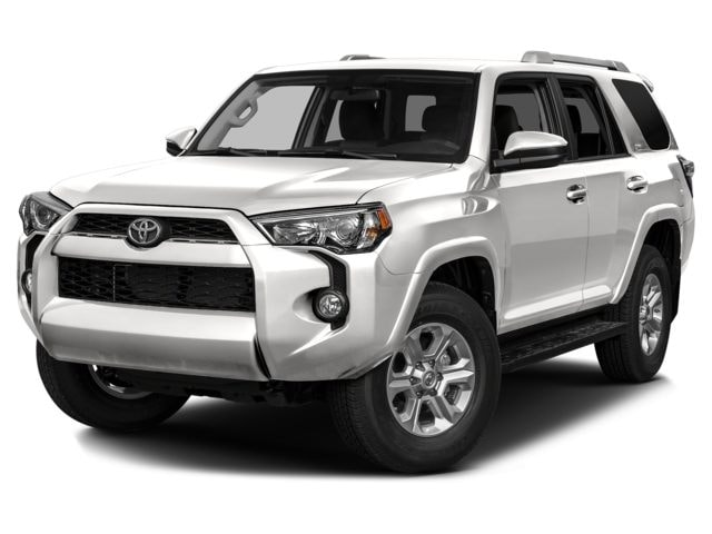 New 2016 Toyota 4Runner SR5 SUV For Sale in Durham, NC