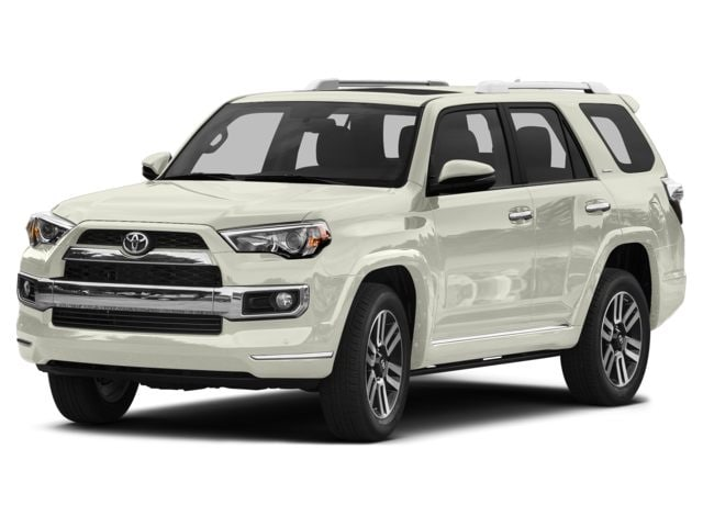 New 2016 Toyota 4Runner Limited SUV in San Rafael