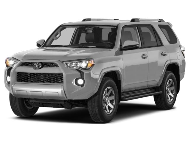 New 2016 Toyota 4Runner Trail Premium SUV in Denver